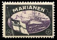 Lot 5:German Mariana Islands: Lost Colonies mourning 