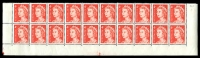 Lot 561:1966-67 4c Red QEII Helecon Paper BW #440zed