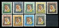 Lot 12984 [2 of 2]:1964 Shaikh Abdullah SG #216-34 complete set of 19, Cat £55.