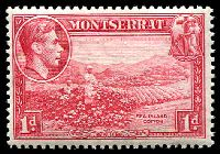 Lot 19814 [2 of 3]:1938-48 KGVI Pictorials SG #101-2,104 ½d, 1d & 2d all P13, Cat £37.