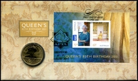 Lot 3343 [1 of 2]:2011 Queen's Birthday - APTA Geepex 2011 Overprint limited to 150.