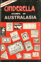Lot 1066:Australia: Cinderella Stamps of Australasia by Bill Hornadge published by Stamp Publications Dubbo in 1974, 112pp, First Edition, soft cover, good condition, some cover wear.