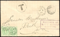 Lot 533:1902 Converted NSW Plates BW #D2