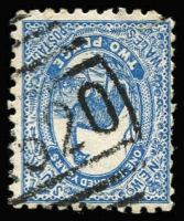 Lot 911:1520: '1520' BN on 2d Centennial. [Rated 2R]  Allocated to Judd's Creek-RO 8/5/1889; PO 16/1/1890; closed 24/2/1982.