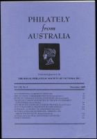 Lot 1053 [3 of 5]:Australia: Philately from Australia 1952-2019, 40 various issues and The Australian Philatelist, 1987-89, 9 various issues. 6.5kg (49)