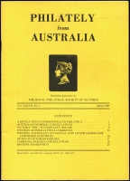 Lot 1053 [4 of 5]:Australia: Philately from Australia 1952-2019, 40 various issues and The Australian Philatelist, 1987-89, 9 various issues. 6.5kg (49)
