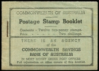 Lot 817:1936 KGV 2/- 2d red KGV with Inverted Watermark, BW #B48Aa, Cat $500.