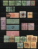 Lot 10 [5 of 16]:British Commonwealth collection in two large stockbooks incl useful India and States, Pakistan & Malta, viewing will reward. (100s)