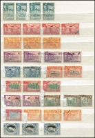 Lot 51 [4 of 7]:Sarawak 1871-1980s accumulation incl 1888-97 5c mint & 8c mint, good range 1918-34 issues, etc. STC £1,300+. (Few 100)