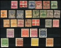 Lot 11 [2 of 2]:British Commonwealth Collection in two stockbooks incl Christmas Island, Cocos Islands, Samoa incl few earlies, Nauru, etc. Useful pickings. (100s)