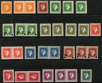 Lot 81 [1 of 7]:World array in albums with useful GB, NZ and good range of Channel Islands issues incl booklets, viewing will reward. Approx. 13kg (1,000s)