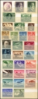 Lot 386 [1 of 9]:Collection in 11 stockbooks with smattering of States & Reich, range of Republic, Berlin, etc, rather sparce in places, a few pickings. (1,000s)