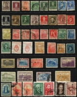 Lot 7:Collector's Remnants incl range of Australian 