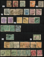 Lot 7:Foreign Accumulation on Hagners with range of 