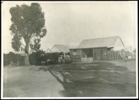 Lot 1374 [4 of 7]:Photographs of Post Offices: Small group comprising Richmond South, Panton Hill, Omeo, Maldon, Kaniva, Sheridan, Toora (2), Sydney Flat together with early GPO Sydney. (10)