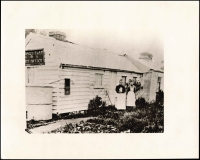 Lot 1374 [1 of 7]:Photographs of Post Offices: Small group comprising Richmond South, Panton Hill, Omeo, Maldon, Kaniva, Sheridan, Toora (2), Sydney Flat together with early GPO Sydney. (10)