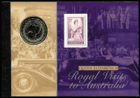 Lot 1016 [1 of 3]:Australia: Uncirculated group comprising 2017 Devlin 2c, 2001 $1 Volunteers, 2010 Burke & Wills and 2010 Australian Coinage, 2006 Royal Visit Prestige booklet, 2011 Wool two coin Proof set . All carded as issued. (6)
