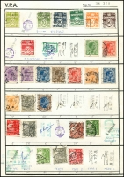 Lot 899 [4 of 4]:Circuit Sheets old timers bundle incl Australia, Canada, USA, Denmark etc. Sure to be pickings. (1,000s)