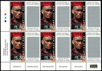 Lot 1790 [1 of 2]:1990s range of mainly Imprint blocks of six (Face value NZ$955). (100s)