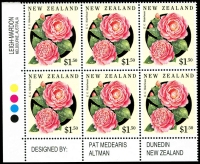 Lot 1793 [2 of 2]:Mainly 1990s duplicated array of M/sheets and Imprint blocks of six. Face value NZ$1,725. (100s)