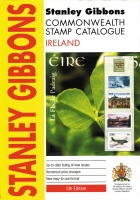 Lot 172:Catalogues - SG: Ireland 5th Ed published by SG in 2011, 94+pp. Near new. Current catalogue