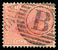 Lot 1329 [2 of 2]:1902 'Medical' Ovpt: on 1d red Swan x2. (2)