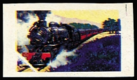 Lot 771 [1 of 2]:1979 Steam Locomotives valueless colour trial based on the 50c Pichi Richi design.