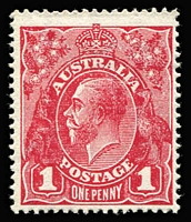 Lot 685 [1 of 2]:½d to 1½d MUH set, 1d red Harrison is hinged. Plus 1d & 1½d No Wmk. (7)