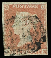 Lot 446 [1 of 6]:1840s-1970s Collection of mainly used definitives, beginning with imperf 1d & 2d Stars and perf 1d Stars, followed by nice range of middle-QV period with many plate numbers to 2/- blue, later QV includes nice 1883 10/- pale ultramarine, usual colour issues with fugitive inks, in later issues noted Re-engraved Seahorses to 10/-, KGVI high values complete, QEII Castles complete sets of 4. Good range of Postage Dues, finishing with some Channel Islands and Regionals. Good range of shades and a few watermark varieties throughout. Minor group of British Commonwealth at end of collection. Useful collection. (100s)