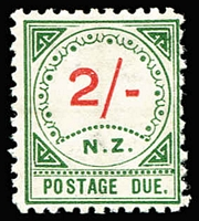 Lot 1406 [1 of 2]:1899 1st Issues ½d to 2/- Type I complete, plus Type II simplified set, SG #D1-8,12,14-6, mint, Cat £497. (11)