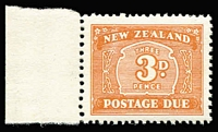 Lot 1408 [1 of 3]:1939-49 New Designs 1939 set x2, 1945-49 set of 3 with extra 3d, SG #D41-7a, Cat £150+. (12)