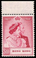 Lot 1311 [1 of 7]:1948 Silver Wedding Collection nearly complete with issues from 68 countries (GB x2), Cat £2,000+. (138)