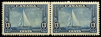 Lot 6:British Commonwealth mainly MUH, odd tone spot, 