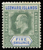 Lot 1581 [1 of 2]:1902-11 KEVII complete with some duplicated values eg 1911 2/6d x2, SG #20-45, odd small fault, Cat £450+. Good value. (33)