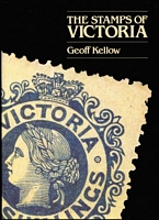 Lot 173:Australia - Victoria: The Stamps of Victoria, Dr Geoff Kellow, B&K Publishing (1990), seven originals of this award-winning, definitive study on the subject, mint condition, in original printer's carton. Retail $165 each.