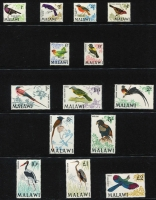 Lot 85 [2 of 7]:British Commonwealth: a huge thematic collection, mainly 1970s to 2018 (a few earlier items are MLH). Sorted in 8 quality Lighthouse & Hagner binders. Topics include Birds (25%), Transport (ships, planes, cars, trains, etc) 60% & Miscellaneous (flowers, military, butterflies, etc) 15%. The collection includes a complete list, with SG numbers, of every item in the collection. Total Catalogue value £7,300+, plus an additional $1,000 for the binders & Hagners. HEAVY LOT  (4,300+)