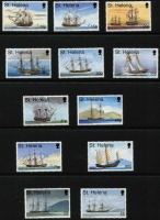 Lot 85 [6 of 7]:British Commonwealth: a huge thematic collection, mainly 1970s to 2018 (a few earlier items are MLH). Sorted in 8 quality Lighthouse & Hagner binders. Topics include Birds (25%), Transport (ships, planes, cars, trains, etc) 60% & Miscellaneous (flowers, military, butterflies, etc) 15%. The collection includes a complete list, with SG numbers, of every item in the collection. Total Catalogue value £7,300+, plus an additional $1,000 for the binders & Hagners. HEAVY LOT  (4,300+)