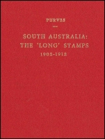 Lot 143:Australia - South Australia: South Australia: The Long Stamps 1902-1912 by JRW Purves.