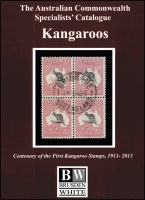 Lot 139 [2 of 3]:Australia: Brusden White 2013 Kangaroos & 1995 KGVI, 2006 Pocket Australian Stamp Catalogue and SG 2003 Collect Channel Islands & Isle of Man Stamps. (4)