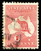 Lot 5:1d Red Die IIA Plate G Cracked electro - state II 