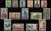 Lot 505:British Commonwealth incl Burma few KGV, KGVI 1939 