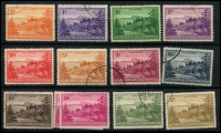 Lot 3077:1947-59 Ball Bay SG #1-12