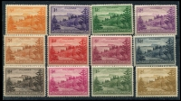 Lot 3076:1947-59 Ball Bay SG #1-12