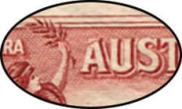 Lot 544 [2 of 7]:1927 1½d Canberra mint group with perf 'OS' x1, Weak shading in right frame, Flag half-mast on flagpole at right in corner block of 4, Flaw in top of first A of AUSTRALIA in booklet pane, booklet panes x2 and complete booklet, BW #132,B38, fresh mint, Cat $325++. (10 items)