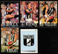 Lot 1055 [4 of 6]:Sport: AFL 1996: Select Players Collection - Full set of 250 Cards (All Australians 227-248 Omitted) & Best & Fairest - Set of 16. (240+)
