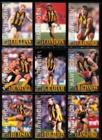 Lot 1055 [5 of 6]:Sport: AFL 1996: Select Players Collection - Full set of 250 Cards (All Australians 227-248 Omitted) & Best & Fairest - Set of 16. (240+)