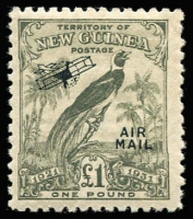 Lot 1304 [1 of 2]:1931 Dated Birds Airs ½d to £1 set SG #163-76, MUH. Cat £300. (14)
