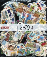 Lot 359:1,650+ - All Different fine used, earlier commemoratives mainly letter rates with some higher values.
