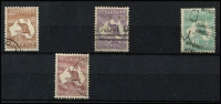 Lot 96 [2 of 2]:6d To 5/- generally fine. (5)