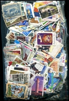 Lot 160:1930s-2000s Off-Paper collection. (Approx 1,700).